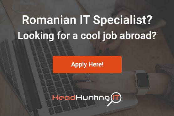 Romanian IT Specialist?